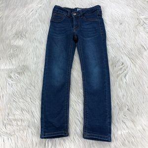 Hudson Girls Medium Wash Skinny Jeans